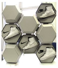 NIKE POP Display Custom Displays