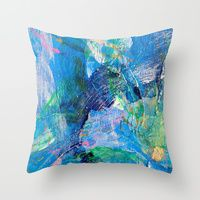 Throw Pillows by Pondering Seeds Of Hope | Society6