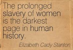 The prolonged slavery of women is the darkest page in human history. Elizabeth Cady Stanton Quotes, Famous Quotes, Me Quotes, Bodily Autonomy, What Is A Feminist, Feminist Quotes, Writers And Poets, Word Up, Interesting Quotes