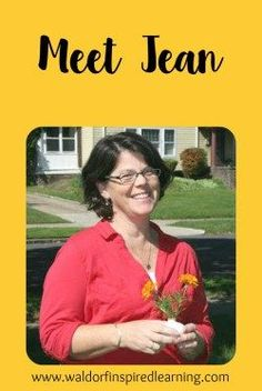 Hi, I'm Jean! And my passion is to help homeschooling Mamas all over the world create joyful, memorable experiences for their families. Read more about my own Waldorf homeschooling journey over on my website. ⋆ Waldorf-Inspired Learning