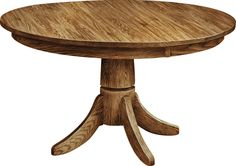 Eagle Single Pedestal Table Amish Crafted Furniture Amish Crafts Table Pedestal