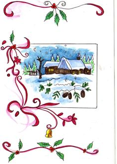 Xmas Cards Handmade, Snoopy, Fictional Characters, Art, Handmade Christmas Greeting Cards, Kunst, Fantasy Characters, Art Education, Artworks