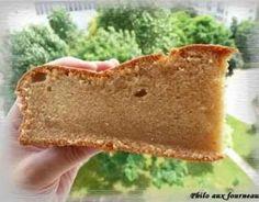 Recette - Gâteau au beurre de cacahuètes   750g