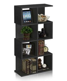 Love this Black Eco Malibu Bookcase by Way Basics on #zulily! #zulilyfinds