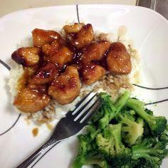Honey Chicken recipe - allthecooks.com