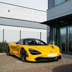 😍😍😍 Volcano Yellow by X Car, British Sports, Top Cars, Car Tuning, Sexy Cars, Car Ins, Sport Cars, Exotic Cars, Dream Cars