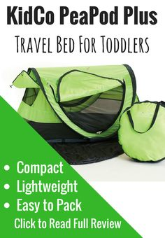 KidCo PeaPod Plus Review. The best baby travel ... 731d34cf2a669