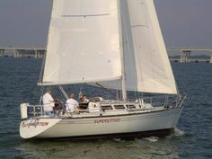 The S2 sailboat was built in Michigan by Slickcraft in the mid 1980s. There are several models of S2, of which the 10.3 Metre represents a 34 foot version.