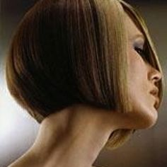 Get the look for less when you book an appointment with the TONI&GUY Academy. Our qualified hairdressers continually require male and female models for haircuts & styling, contemporary colour and specialised services for our training sessions. Graduated Haircut, Graduated Bob, Diagonal Forward, Diy Haircut, Classic Bob, Toni And Guy, Short Styles, Good Hair Day, Hairdresser