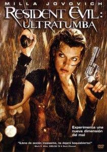 Desembre 2016: Resident evil: ultratumba / Paul W.S. Anderson
