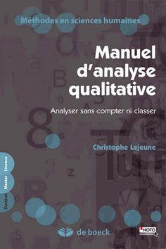 Manuel d'analyse quantitative/ Christophe Lejeune / IAE Bibliothèque, Salle de lecture - 3(07) LEJ