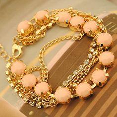 Fashion beautiful bracelets,Lowest cost,diy handmade leather bracelets,Cheap fashion bracelet ,Buy Cheap Fashion Bracelets For Women Online at Gofavor.us