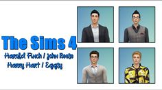 The Sims 4 - Imagination - Slaves Vincent Sharpe Sims 4, Imagination, Youtube, Music, Movies, Movie Posters, Musica, Musik, Films
