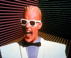 Max Headroom is a British-produced American science fiction television series by Chrysalis/Lakeside Productions that aired in the United States on ABC from March 1987 to May 1988. The series was based on the Channel 4 British TV pilot Max Headroom: 20 Minutes into the Future.