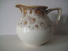 Medium Cornish Pottery Jug made by Fosters by TheKnally on Etsy