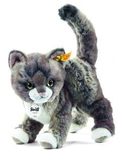 12 Best Toys Images Stuffed Animal Cat Stuffed Animals Gray Cats