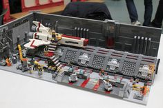 Expo Lego Chantepie - 25 avril 2015 | by Pedro Vezini