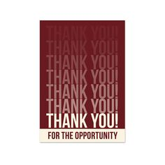 64 best business greeting cards images on pinterest custom business opportunity thank you card on the ball promotions m4hsunfo