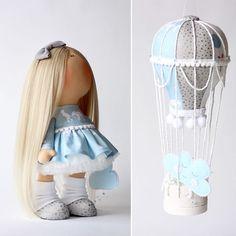 Девочка Облачко. Сделана на заказ. Шар в стиле Тильда ( высота 35 см )..... #milahandycrafts #handmadedoll #handmadepresent #tilda #butterfly #elf #fairytail #fabbyhandmade #art #handywork #hobby #instalike #кукла #куклатильда #интерьернаякукла #текстильнаякукла #бабочка #ельф #сказка #волшебство #подарокручнойработы #подарокнаденьрождения #авторскаякукла #творческаямастерская #творческаямама #шьюкукол #длядочки