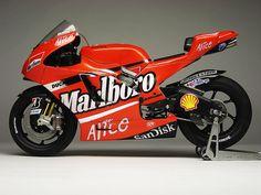 casey stoner 2008 | Ducati Desmosedici C.Stoner 2008 by Max Moto Modeling