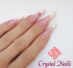 #nails #wedding #weddingnails #bride #nailart #nailtech