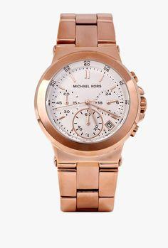 fb0cf814d0bcc Michael Kors oversize Rose Gold loveliness Cheap Michael Kors Watches
