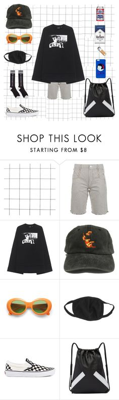 """""""Untitled #812"""" by janita-slavilova ❤ liked on Polyvore featuring T By Alexander Wang, Puma, Vans and Neil Barrett"""