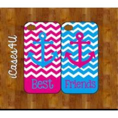 Best friend phone cases