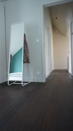 Bamboe vloer, geborsteld, slaapkamer