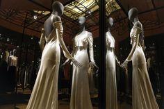 New Paris Exhibit on Jeanne Lanvin Illustrates the French Designer's Exquisite Elegance  #InStyle