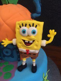 Fondant SpongeBob -$20