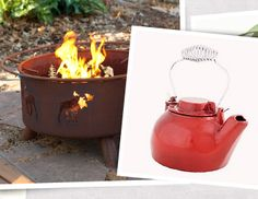 I pinned this from the Great Outdoors - For the Serious Camper & Fun-Loving Glamper event at Joss and Main!