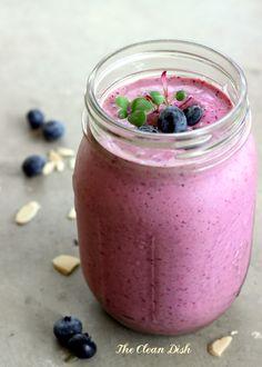 Pro Endurance Smoothie (Vegan, Grain & Gluten-Free)