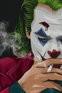 Joker Painting wallpaper by manya_jadhav - - Free on ZEDGE™ Joker Batman, Batman Joker Wallpaper, Joker Iphone Wallpaper, Joker Und Harley, Joker Wallpapers, Marvel Wallpaper, Animes Wallpapers, News Wallpaper, Spiderman