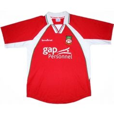 2002-03 Wrexham Home Shirt 3XL