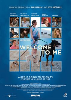 WELCOME TO ME (2014) 480p BRRiP XViD AC3-H34LTH [UniqueTeam]   GreekLeech