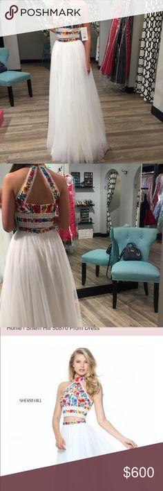 Sherri hill prom dress Sherri hill 2017 spring collection prom dress Sherri Hill Dresses Prom
