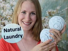 Natural laundry without having to make your own detergent!