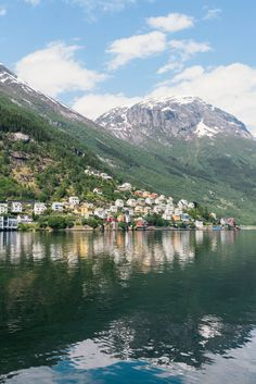 Mountainside Living Odda, Norway