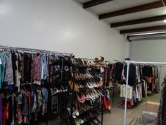 huge ebay inventory full of designer clothes in ritzirepeats' Garage Sale in buford , GA for . Rain or shine! Come to the yearly clothing sale! I sell HIGH END designer clothing on ebay and once a year I get rid of the old and bring in the new.The items are mostly for women and there will be hundreds of items to sort through.   The items will be on racks by size. If I run out of room on the racks, some of the stuff will be in boxes.Most of the items are pre-owned but look new  .If you li ...