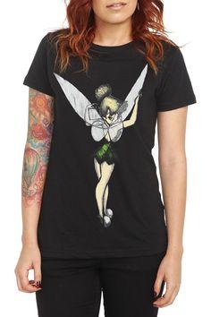 Disney Tinkerbell Sassy Girls T-Shirt