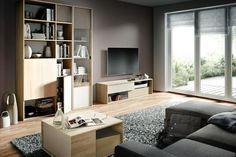 Types Of Houses, Modern Luxury, Corner Desk, Bookcase, Chairs, Backyard, Shelves, Rustic, Living Room