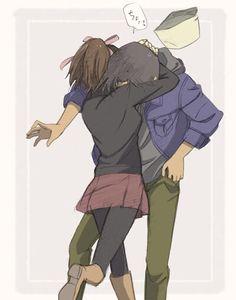 Detective_Conan_Heiji_&_Kazuha ❤️