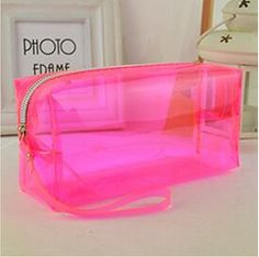 Transparente caixa de lápis material escolar material escolar papelaria estojo de menina doce sólida pencilcase estuches parágrafo lapices Loja Online | aliexpress móvel Too Cool For School, School Fun, Diy Back To School Supplies, Girls Luggage, Pencil Cases For Girls, School Suplies, Stationary School, Flower Phone Wallpaper, Bookmarks Kids