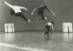 Squaregame (1976) by Merce Cunningham