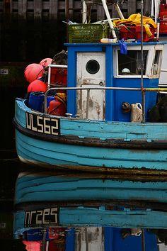 Ullapool Fishing Boat, Scotland
