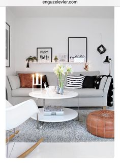 Modern Living Room Furniture For Small Spaces 38 small yet super cozy living room designs | cozy living rooms