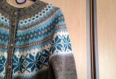 Nancy kofte (L) Peer Gynt Hue, Knits, Men Sweater, Pullover, Knitting, Sweaters, Fashion, Moda, Tricot
