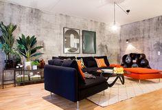 Great loft wall - DECOmyplace