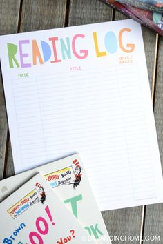 If your kids are like my kids, they love tracking things. Kids, like adults, need encouragement when reaching for goals. Whether you have a child who loves reading/being read to or are in the midst of encouraging your child to read more– setting goals is motivating for everyone. A reading log is a great way …